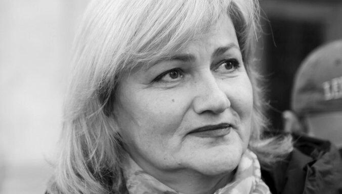 Скончалась депутат Сейма Инесе Икстена