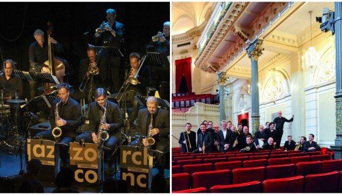 Rīgas festivālā spēlēs 'Concertgebouw' džeza orķestris un Latvijas Radio bigbends