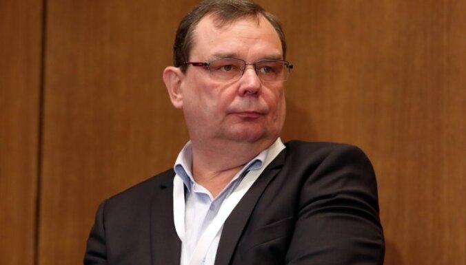 'Baltic International Bank' padomi atstāj Andris Ozoliņš
