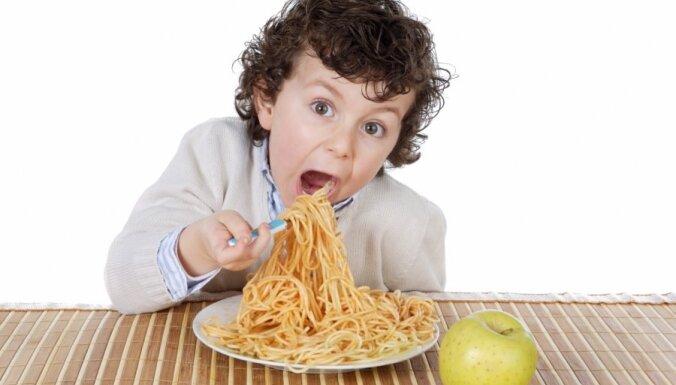 Bērnu apetītes noslēpumi: Kā pabarot un neskādēt