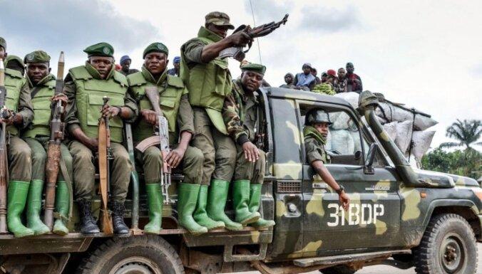 Kongo uzliesmo sadursmes starp lendu un hemas ciltīm