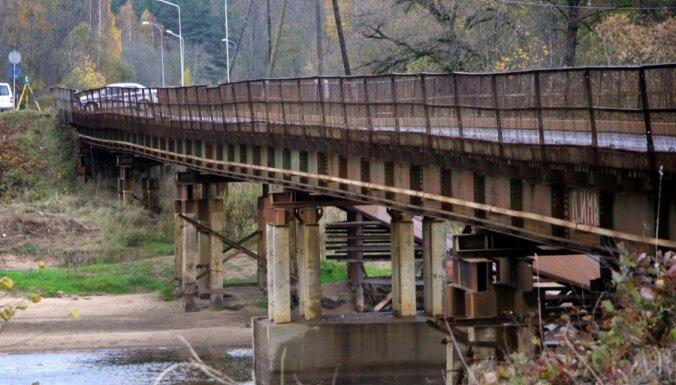 LVC: lielai daļai Latvijas tiltu tuvojas ekspluatācijas termiņa beigas; kādu varētu slēgt