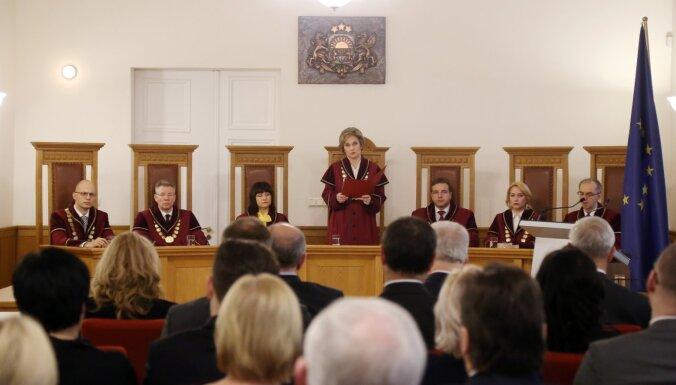 Stambulas konvenciju lūgs vērtēt Satversmes tiesai