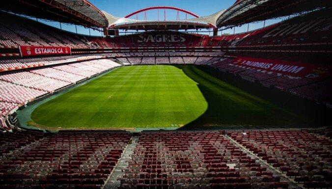 Eiropas futbola klubi Covid-19 dēļ zaudēs četrus miljardus eiro