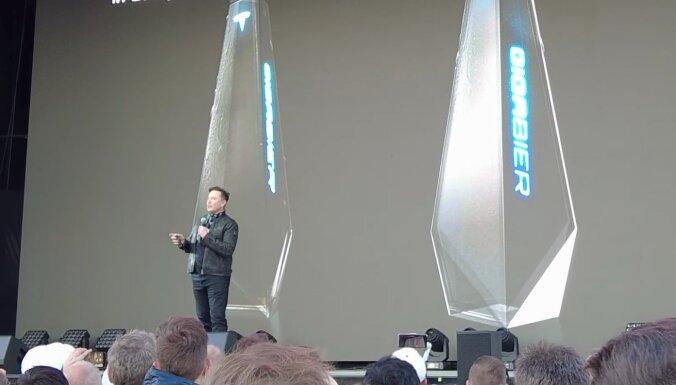 Īlons Masks paziņojis, ka 'Tesla' Vācijā brūvēs alu 'GigaBier'