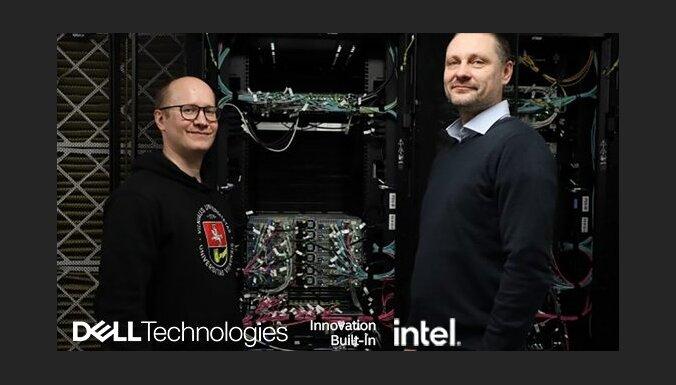 'Dell Technologies' nodrošinās iespēju veikt pētījumus pilnīgi jaunās jomās