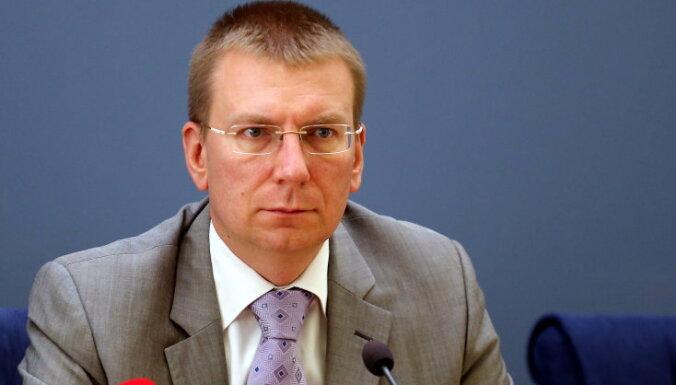 Rinkēvičs vērš uzmanību uz cilvēktiesību pārkāpumiem Krimā