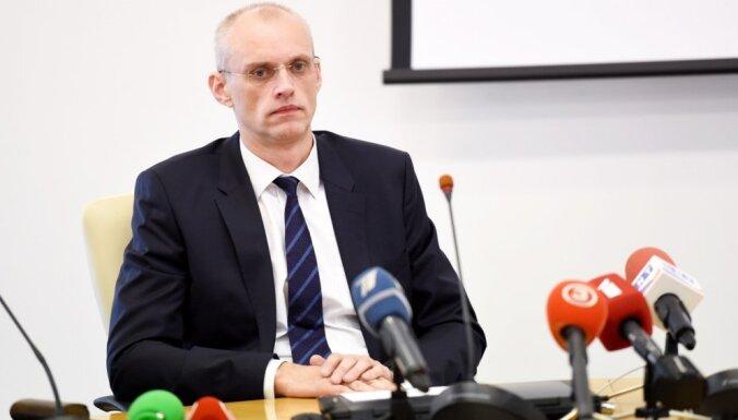 Закрыто начатое против Труксниса дело о возможном незаконном финансировании СЗК
