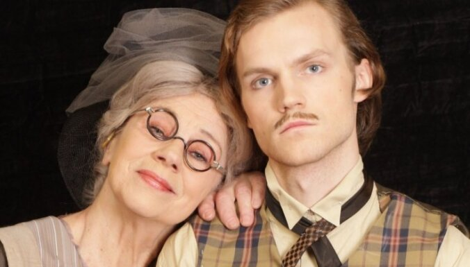 Nacionālajā teātrī atkal būs skatāms 'Lilioms'