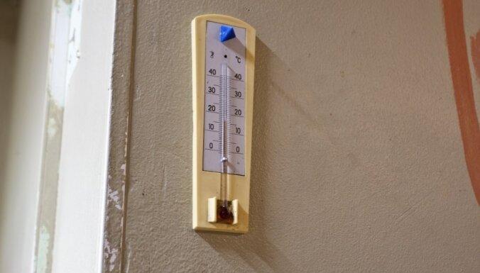 Gaisa temperatūra trešdien paaugstināsies līdz +8 grādiem