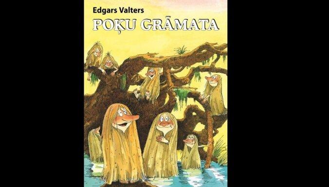 Latviski iznākusi Edgara Valtera slavenā 'Poķu grāmata'
