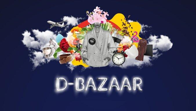 Labākās atlaides – 'D-Bazaar' digitālajā tirgū