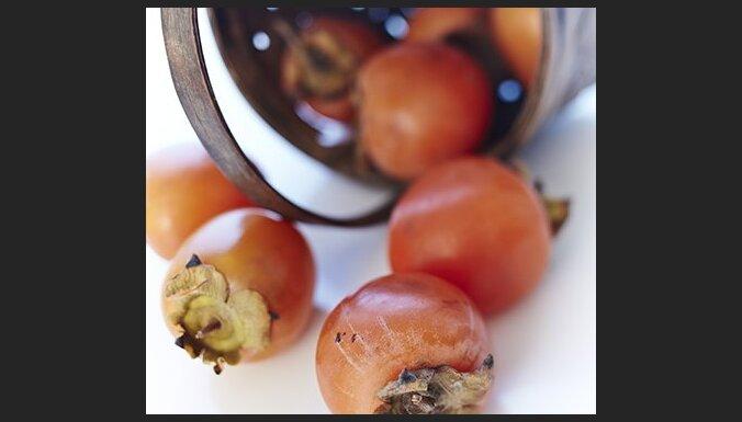 Хурма — королева зимних фруктов