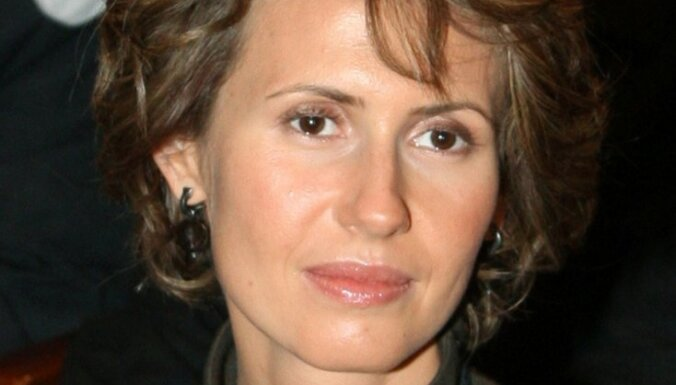 ES ievieš sankcijas pret Asada sievu