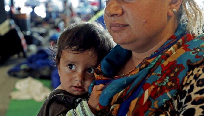 Bēgļu krīze: Eiropas lielvaras sasauc ārkārtas iekšlietu ministru sanāksmi
