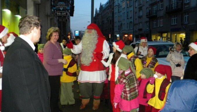 Latvijā viesosies pasaules galvenais Ziemassvētku vecītis