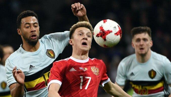 Сегодня на ЕВРО-2020 сборная России стартует матчем против сборной Бельгии