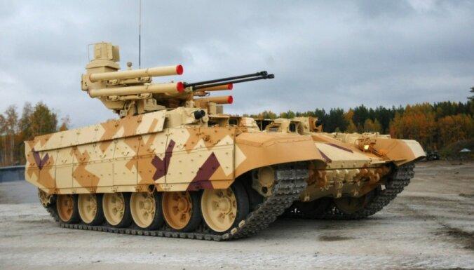"""Новинки Russia Arms Expo: """"Терминатор-2"""" и БМП будущего"""