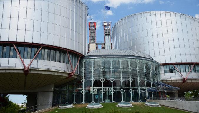 Eiropas Cilvēktiesību tiesa izbeidz tiesvedību lietā 'Sergets pret Latviju'