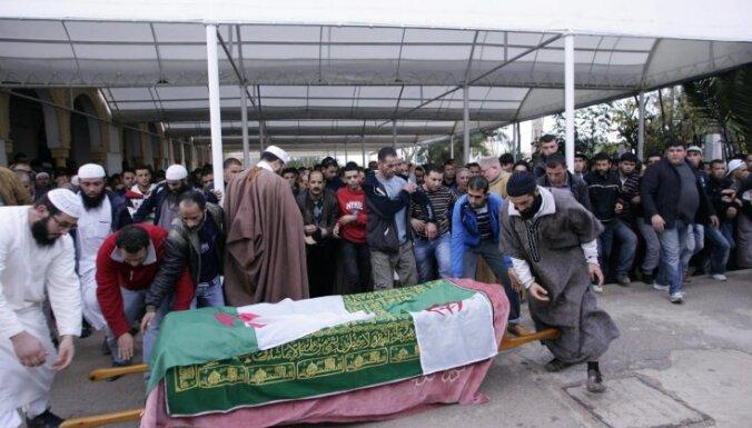 На юге Алжира похищены несколько иностранцев