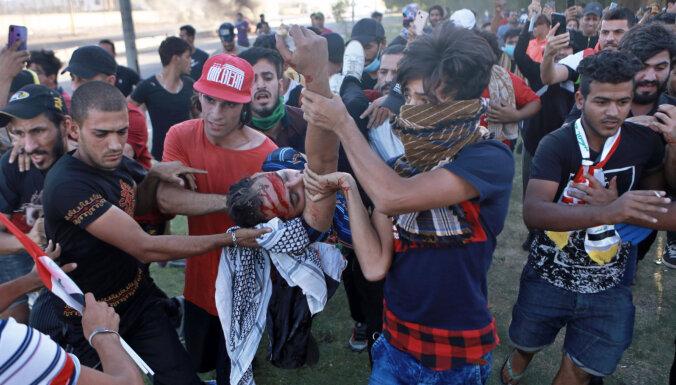 Почти 100 человек погибло в ходе протестов в Ираке. Что там происходит?