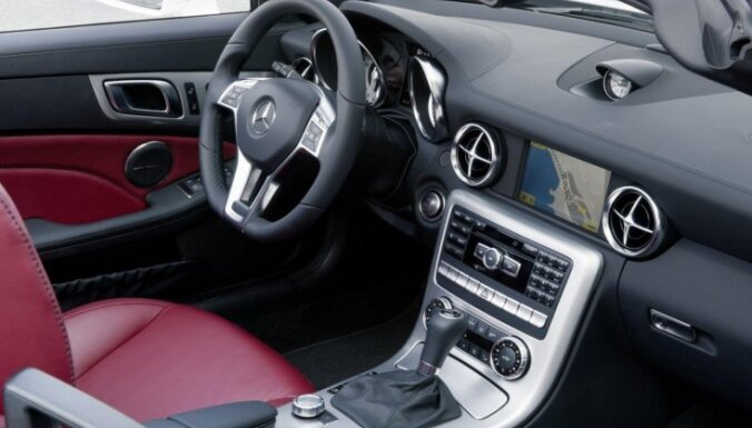 В Ростове-на-Дону найден Mercedes, разыскиваемый Интерполом: машину ввез латвиец