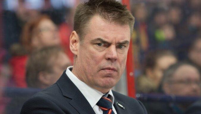 Bijušajam Rīgas 'Dinamo' trenerim uzticēts vadīt Somijas U20 hokeja izlasi