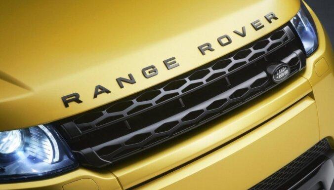 Голландия: в фуре из Латвии нашли угнанные в Бельгии Lexus и Range Rover
