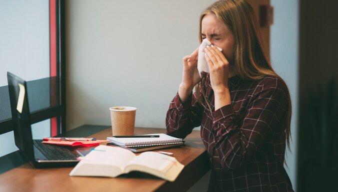 Covid-19: что делать, если у вас острая инфекция дыхательных путей