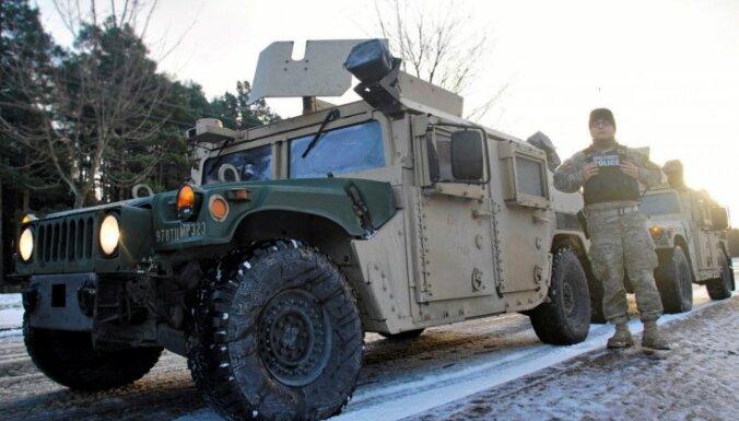 Латвия попросит НАТО в случае угрозы срочно прислать ей 5000 солдат