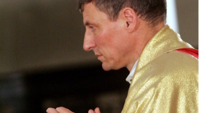 Katoļu arhibīskaps Stankevičs aicina vairot cieņu pret cilvēku