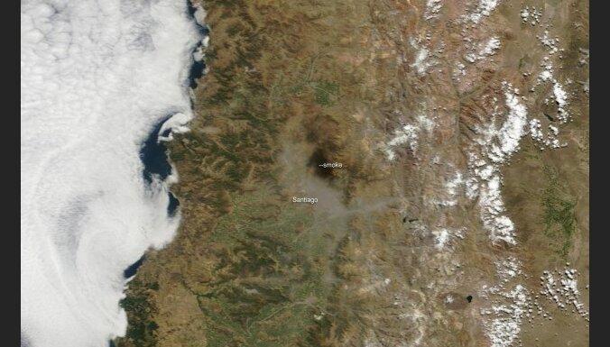 NASA: Čīles zemestrīce saīsinājusi Zemes diennakti