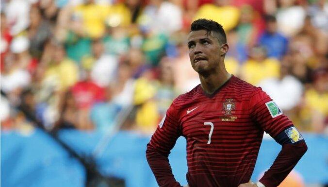 ВИДЕО: Фареры сотворили сенсацию, Роналду забил 450-й гол и стал рекордсменом