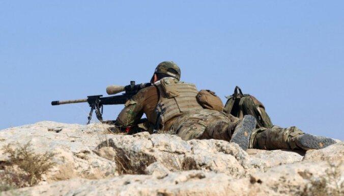 Канадский снайпер в Ираке убил боевика с расстояния почти 3,5 км