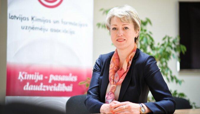 Raina Dūrēja Dombrovska: Farmācijas un ķīmijas nozare – viens no eksporta flagmaņiem Latvijā