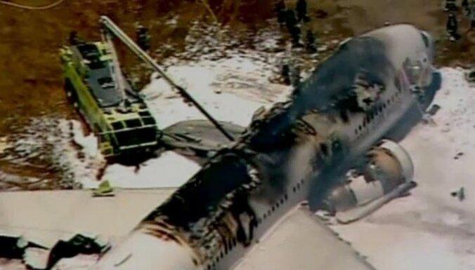 Крушение Boeing-777: перед ЧП отключили систему помощи при посадке