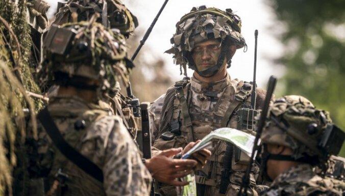Министр: Латвия может обеспечить оборонный бюджет в размере 4% от ВВП, но тогда вырастут налоги