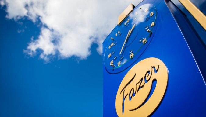'Fazer Latvija' pērn strādāja ar 25,36 miljonu eiro apgrozījumu