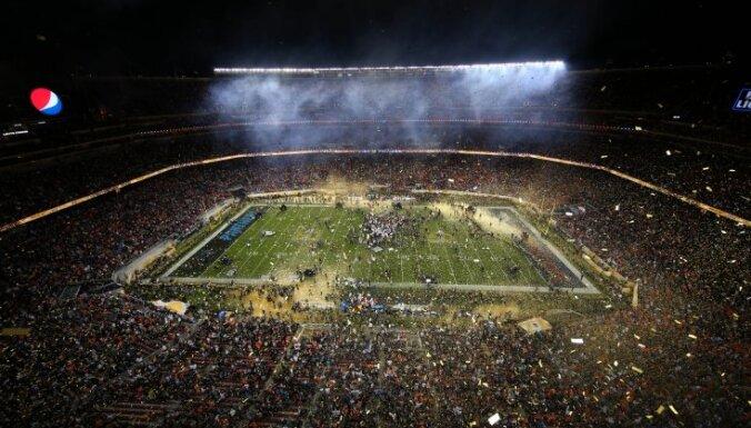 Denver Broncos win in Super Bowl 50 against the Carolina Panthers