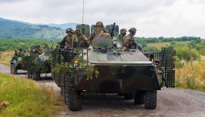 Великобритания готова обучить 2000 украинских солдат