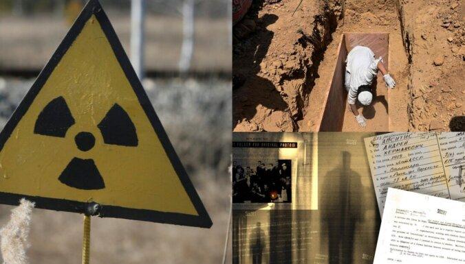 'Delfi plus': Černobiļa pirms Černobiļas, Covid-19 Indijā un 'KPV LV' nedienas