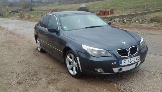 Foto: Bulgārs savu BMW pārbūvējis par paaudzi jaunāku