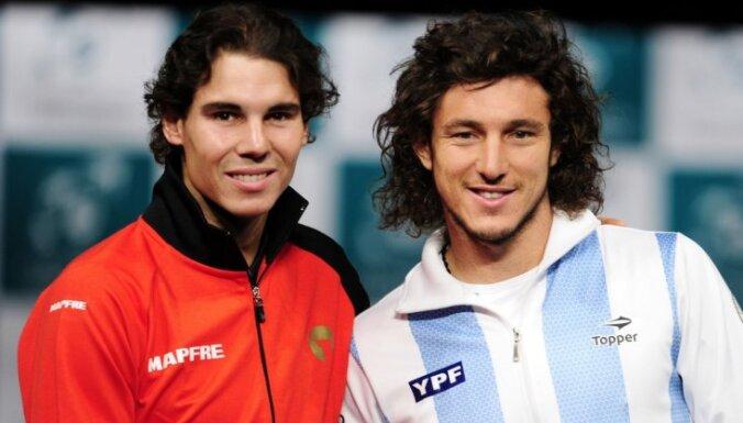Deivisa kausa finālu ievadīs Nadala un Monako spēle