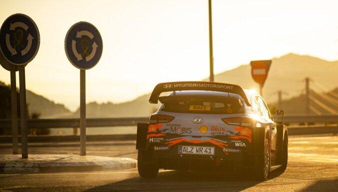 'Rally Liepāja' organizatori aptur sarunas par WRC posma uzņemšanu
