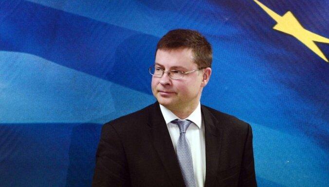Dombrovskis: Jaunajā EP sasaukumā jāpanāk spēcīga proeiropeiska pārstāvniecība