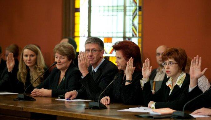 Saeimā izveido Tiesu politikas un Pilsonības likuma grozījumu apakškomisijas