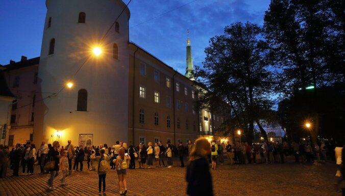Уменьшилось число посетителей Ночи музеев