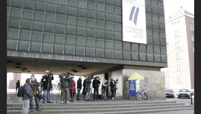 В Музее оккупации мерзнут работники и посетители