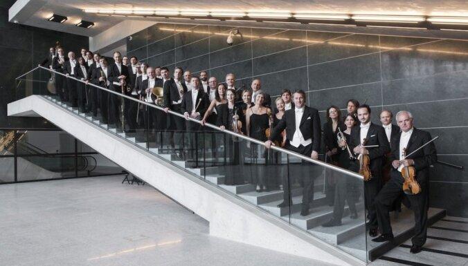 Dzintaru koncertzālē uzstāsies pasaulslavenais 'Orchestra della Svizzera Italiana'