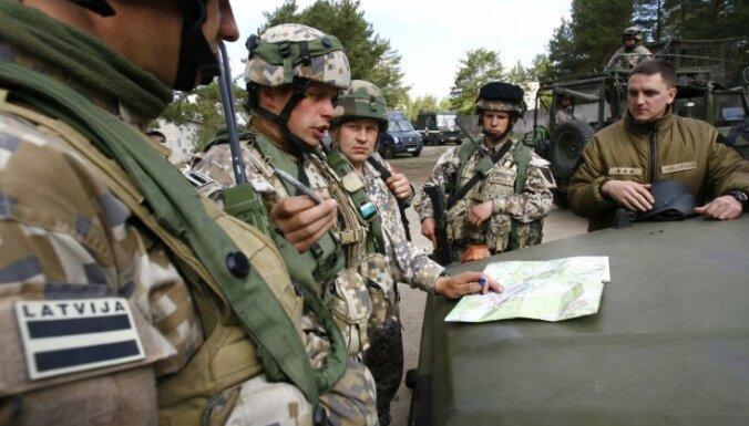 Подавляющее большинство латвийцев поддерживает единую политику безопасности и обороны в ЕС